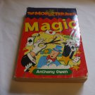 The Monster Book Of Magic Softcover Anthony Owen