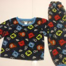 Toddlers Alien PJs Pyjamas 2T 100% Cotton