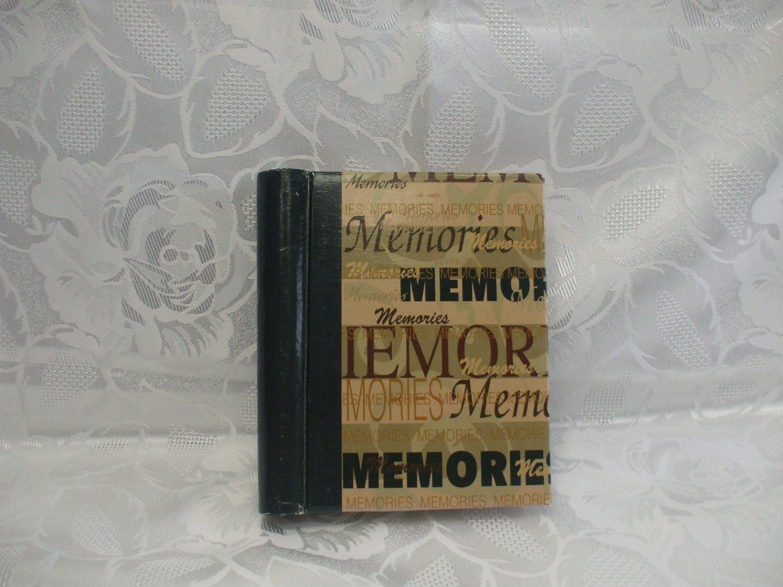Memories Photo Album 53 pages 4 X 6 Inches