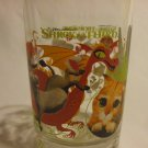 Collector's Dreamworks Shrek The Third, 16oz.  HEAVY DUTY  Beverage Glass 2007 McDonald's logo