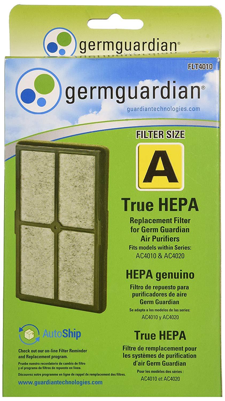 GermGuardian FLT4010 GENUINE High Performance Allergen Filter Replacement