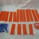 42  Vintage Mattel Redline Era Hot Wheels Pieces