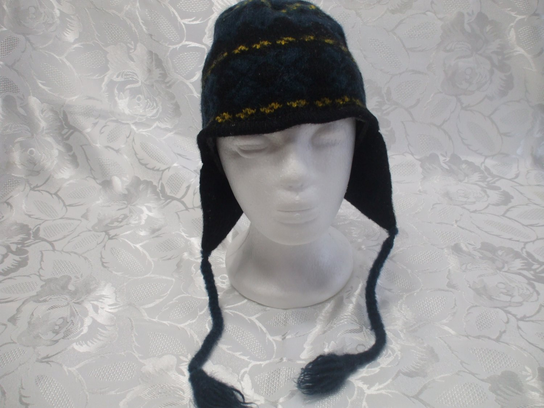 Children's Unisex 100% Pure Virgin Wool  Winter Hat