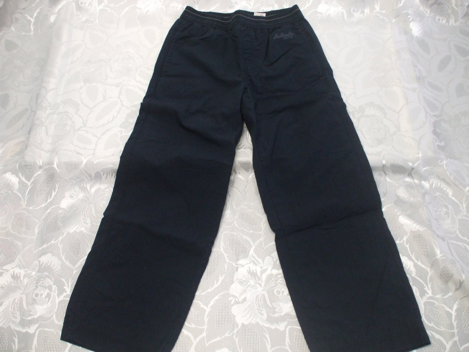 Kids Cherokee Authentic 1973 Double Lined Blue Pants 6X