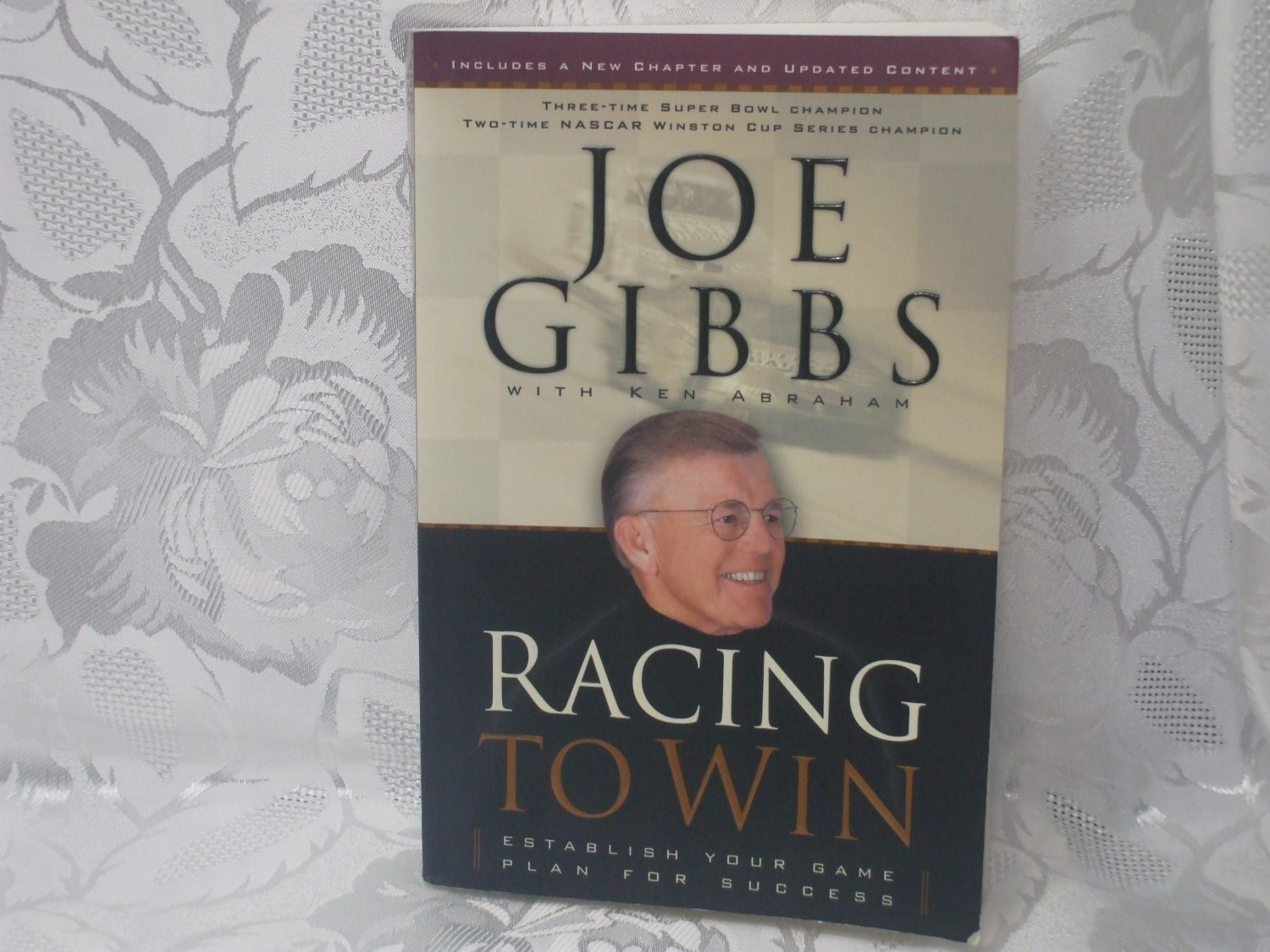 Racing To Win With Joe Gibbs