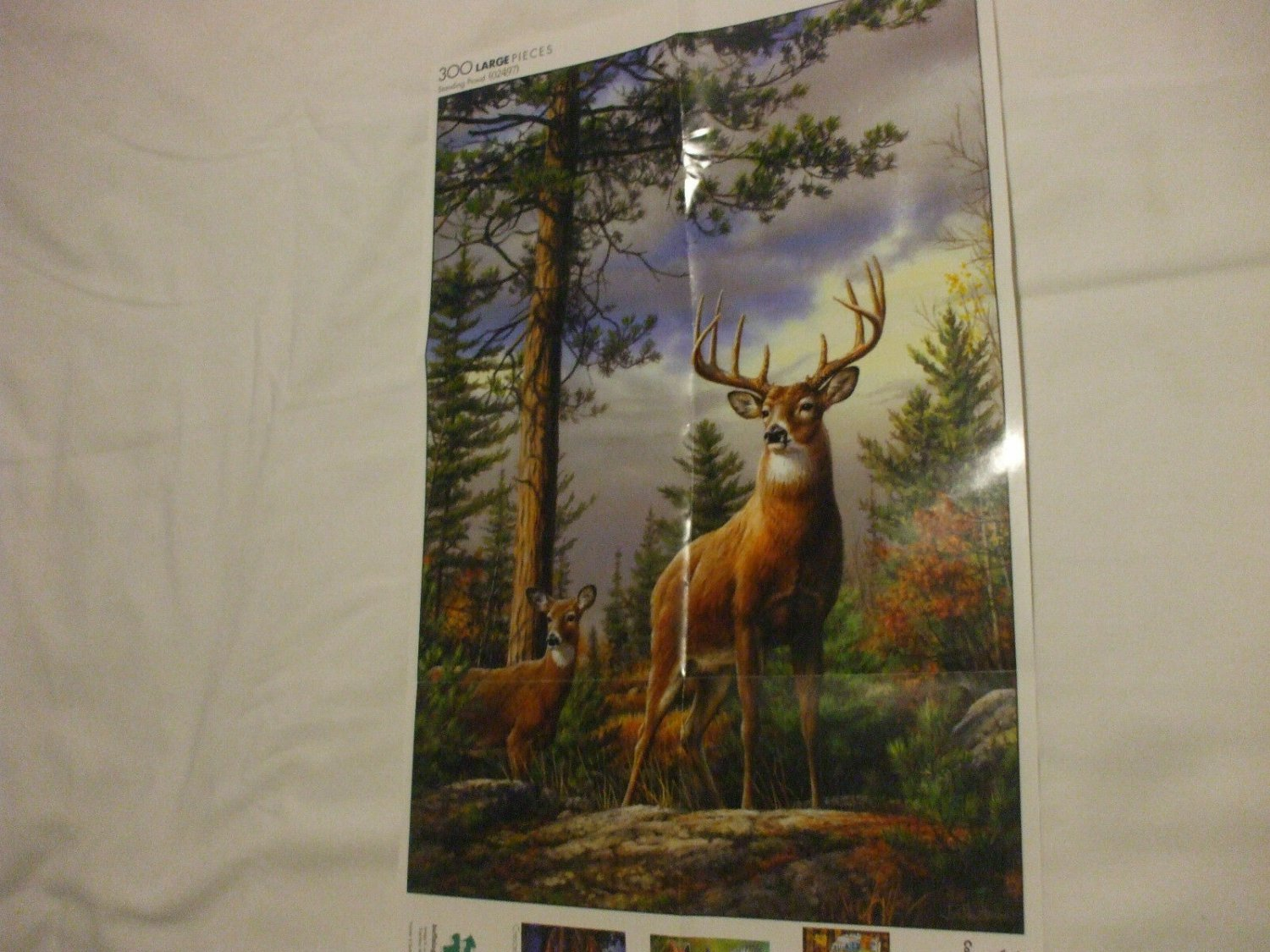 Hautman Brothers Collection Puzzle (02497) Standing Proud
