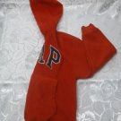 Gap Athletic Orange Hoodie Med 8-10 Years Old