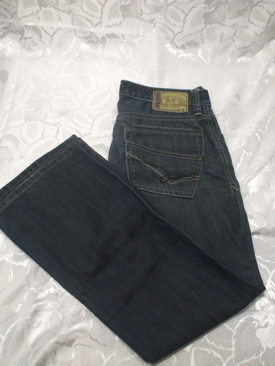 Mens Mavi Jeans Wide Legs MCMXCI 31 inches Waist