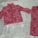 Toddler Girls 2pc Pink Pyjamas size 2T