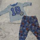 Baby 2 Piece Pyjamas Baby 3-6 Months