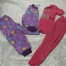 Lot of 2 Girls Pyjamas Size  4
