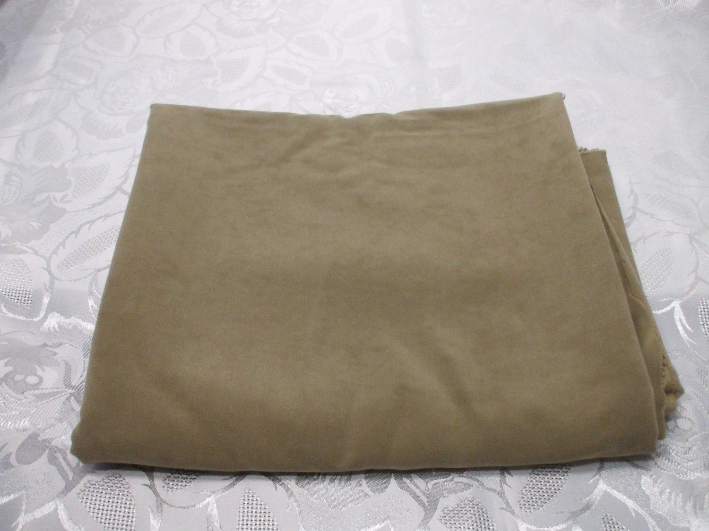 Velvet Suedine Fabric 44.5 X 97 Inches