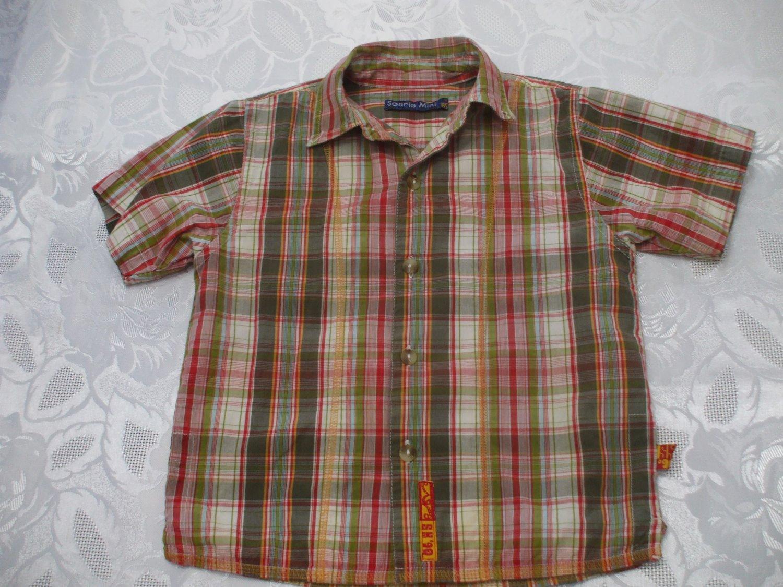 Toddler's short sleeve shirt size 3X