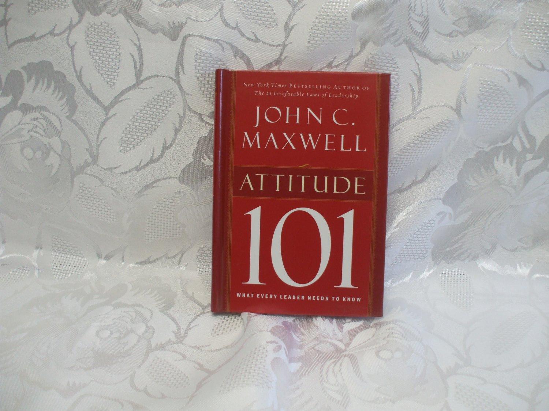 Attitude 101 hardcover