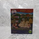 550 pc Pepsi Harbor Puzzle 18 x 24 inches SEALED