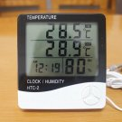 Digital LCD Thermometer Hygrometer Electronic Temperature Humidity Meter Weather