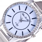 Watches Quartz Trendy Wrist Watch Stainless Steel Watches