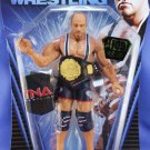 tna/wwe/wwf ljn classic superstars limited edition 1 of 100 kurt angle wrestling figure