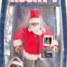 wwf ljn hasbro rocky limited edition 1 of 700 paulie santa claus boxing figure