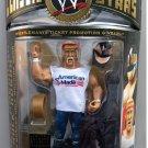 wwe classic superstars wrestlemania ticket promotion giveaway 2- in-1 hulk hogan wrestling figure