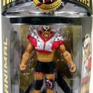 wwe wwf ljn classic superstars series 23 road warrior animal wrestling figure