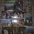"Set of postcards ""Fairy glade"""