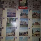 "Set of postcards for the city ""NARVA"""