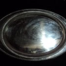 Vintage otley & sons  Tray Silverplate.