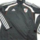 soccer black  jersey camiseta club River Plate  Argentina  Adidas