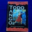Book libro todo tango -letras de tango edicion libertador