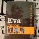 biographical book Eva Peron - editorial Visor en español