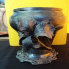 antique metalware Art-nouveau  cachepot Homan U.S probably  19th century