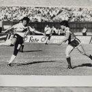 vintage Old Photograph Goal DA Silva RIver Plate VS Dep. Español Argentina 1988