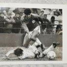 vintage Old Photograph Madiyu Corrientes  VS SAn Lorenzo , Argentina 1988