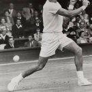 vintage Old Photograph Tennis - Kurt nielsen