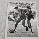 vintage Old Photograph Soccer Boca Jrs VS Platense Graciani player  1988