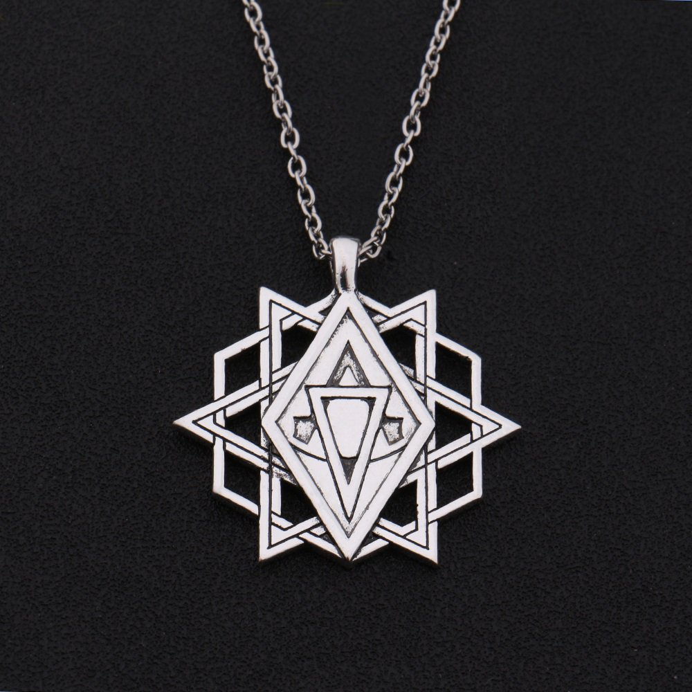 Assassins Assassin S Creed Movie Star Amulet Pendant Necklace