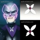 NEW Hawk MOTH BROOCH Pin Butterfly Pendant Le Papillon Animation Anime Cosplay