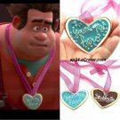 Wreck-It Ralph Youre You're My Hero Necklace To Stinkbrain Necklace Husband's gift Dad's gift