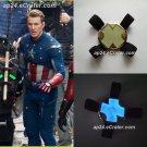 Avengers 4 EndGame QUANTUM REALM Wristband Advanced Suit Bracelet Cosplay Captain America *BLUE