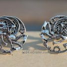2019 Game of Thrones Daenerys Targaryen Dragon Cufflinks for Men Cosplay