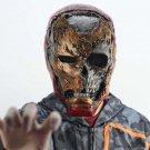 Zombie Iron Man Helmet Spider-Man Far From Home Cosplay Tony Stark Latex Halloween Party Prop
