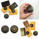 2019 Movie John Wick Adjudicator Coin With Continental Hotel Card Cosplay Prop Accessories