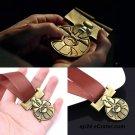 Star Wars 9 IX Yavin Medal of Bravery Luke Skywalker Han Solo Props Cosplay Christmas Gift