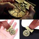 Star Wars IX Medal of Yavin Luke Skywalker Han Solo Medal of Bravery Props Cosplay
