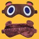 Animal Crossing Tom Nook Sleep Blindfold Sleeping EyeMask Eyeshade Cover Eye Patch Portable