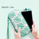 Nintendo Switch LITE Storage Bag Carrying Case Portable Casing Animal Crossing Nook Inc Leaf Gift