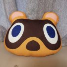 Animal Crossing Tom Nook Plush Pillow Toy Raccoon Soft Stuffed Doll Toys Gift
