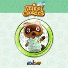 2020 Animal Crossing Tom Nook Fridge Magnet Raccoon New Horizons Leaf Toy Gift