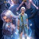 Final fantasy fan art print  sephrioth's path